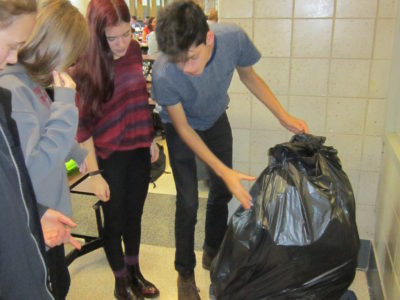 NCP_students_weighing_landfill